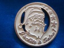 PINS J'ACHETE A SALON de PROVENCE PERE NOEL SANTA CLAUS Weihnachtsmann