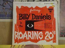BILLY DANIELS, IN THE ROARING 20'S - LP SSU 203