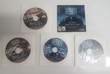 Agatha Christie: Double Murder Combo (PC, 2007) - Discs only