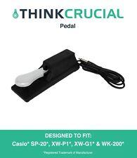 Replacement CTK-2080 CTK-2100 CTK-2200 CTK-2300 CTK-3000 Casio Sustain Pedal