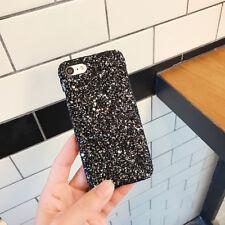NEW Luxury Bling Glitter Hard Back Case Cover Skin For Apple iPhone 5s 6s 7 Plus