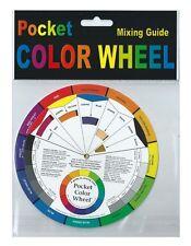 Artistas' Pocket Colour Wheel - Color Mezclado Guía