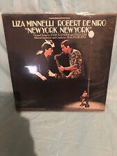 NEW YORK, NEW YORK SOUNDTRACK 2x VINTAGE VINYL LP_ROBERT DeNIRO