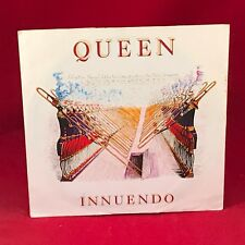"QUEEN Innuendo 1991 UK 7"" single EXCELLENT CONDITION B"