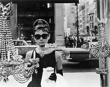 "Audrey Hepburn  ""Breakfast at Tiffany's"" 5x7 FREE US SHIPPING"