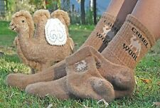 SALE!!! Wool Socks, Camel XL (42-44) Made in Mongolia! Very warm and cozy!