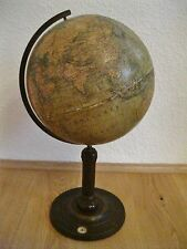 Globus Antik Look Messing Alte Welt Säulen Globus sc-1150