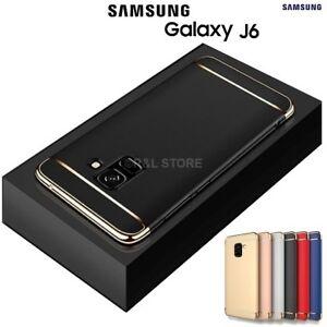 Cover for Samsung Galaxy J6 2018 Case Protection 360° Original Slim Rigid