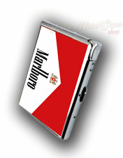 CIGARETTE CASE BUILD IN LIGHTER MARLBORO CIGARETTES