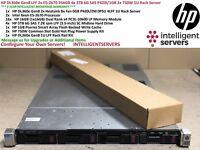 HP DL360e Gen8 LFF 2x E5-2670 256GB 4x 3TB 6G SAS P420i/1GB 1U Rack Server
