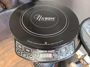 Nuwave PIC Titanium Precision Induction Cooktop 30341 CQ 1800 Watt W Manual