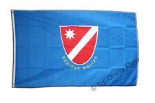 Italy Molise FLAG italian Banner 90x150cm - 5ftx3ft