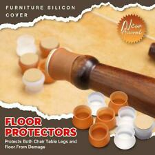 4PCS/SET Felt Table Chair Protective Cover - Protect Your Furniture Legs & Floor