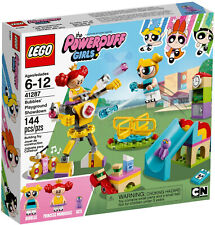 Lego 41287 Powerpuff Girls Bubbles Playground Showdown