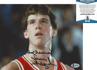 COACH STEVE ALFORD INDIANA UNIVERSITY SIGNED 8x10 PHOTO C NCAA BECKETT COA BAS