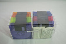 Verbatim 49 Pack MF 2HD 3.5 Floppy Disks Colors IBM Fortmatted 1.44 New