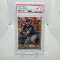 2019 Topps Series 2 #475 PETE ALONSO Rookie Card PSA 10 RC Mets