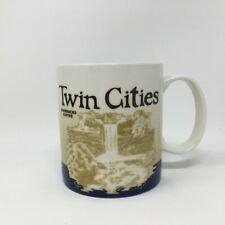 Starbucks Collector Series Twin Cities Coffee Mug Cup 16oz  2009