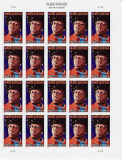 SHIRLEY CHISM STAMP SHEET -- USA #4856 FOREVER 2014