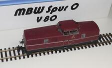 MBW Spur 0 - Diesellok V80 010 - DB Epoche III - Art.-Nr. 43010