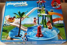Aquapark mit Rutschentower Grosser Wasserpark SUMMER FUN 6669 von Playmobil