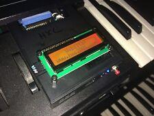 Gotek RED LCD Mod kit for Gotek USB HXC floppy emulator . Basic Soldering. S/A