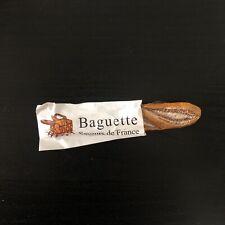 Baguette Bread Magnet Gift & Souvenir From Paris