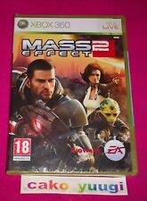 MASS EFFECT 2 XBOX 360 NEUF SOUS BLISTER VERSION FRANCAISE