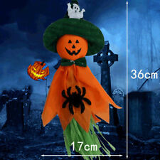 1PC ORANGE Halloween Pumpkin Hanging Decorations Indoor/Outdoor Party Decoration