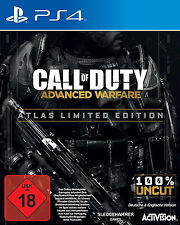 Call of Duty: Advanced Warfare atlas Limited Edition usado ps4-juego online