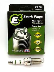 E3.68 E3 Premium Automotive Spark Plugs - 4 SPARK PLUGS