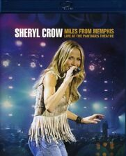 Sheryl Crow - Miles from Memphis Live at the Pantages Theatre [New Blu-ray] Digi