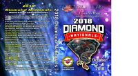 2018 The 41st Diamond Nationals Karate Tournament DVD almost 2  and half hours