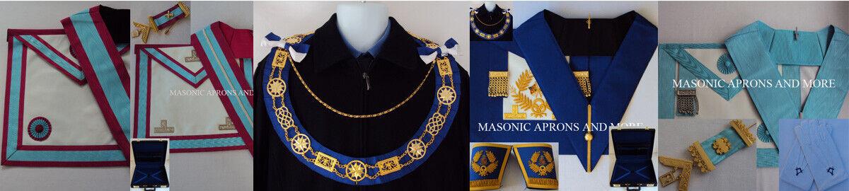 Masonic Aprons And More