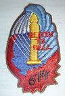 Patch - 674th Artillery – 101st Airborne Div, Heaven to Hell - Vietnam War, 5138
