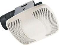 CEILING EXHAUST BATH FAN 120 CFM Air Vent Extractor White Bathroom Ventilation