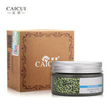 CAICUI Natural Сleanses Skin Face Mask Mung Bean Plants Extract Moisturizes 110g