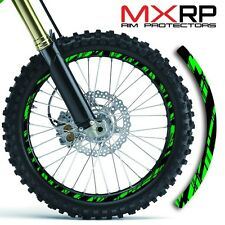 12 & 14 INCH DIRT BIKE MOTOCROSS RIM PROTECTORS WHEEL DECALS TAPE GRAPHICS