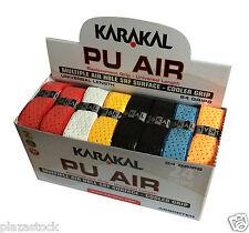 24 x Karakal PU Air Replacement Grip - Assorted - Tennis - Squash - Free UK P&P
