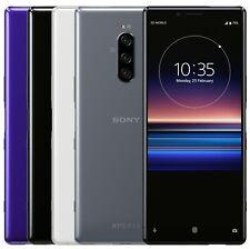 """Sony XPERIA 1 J9110 128GB 6GB RAM (Desbloqueado en Fábrica) 6.5"""" Doble Sim OLED"""