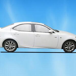 Fit For Lexus IS200t IS250 IS300 IS350 Sedan Side window UV Block Sunshade 4 pcs