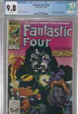 FANTASTIC FOUR # 259 CGC 9.8