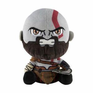 God of War Stubbins Norse Kratos Plush Toy - 6 in. Super Soft Stuffed Figurine