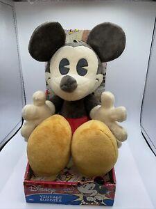 VINTAGE BUDDIES Mickey MOUSE PLUSH