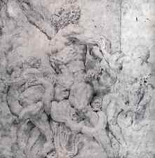Rubens Laocoon And His Sons A4 Print