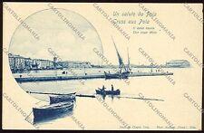 Istria Pola cartolina est-689 SZE