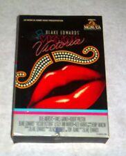 VICTOR VICTORIA (Vtg Betamax Beta Max Tape 1982 MGM/UA Video) RARE & HTF