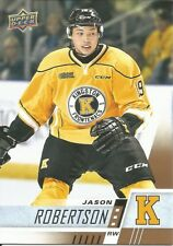Jason Robertson #155 - 2017-18 CHL - Base - Kingston Frontenacs