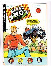 Big Shot No.70   : 1946 :   : Joe Palooka Cover! :