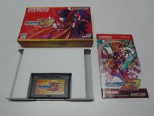 Rockman Zero 3 Nintendo Game Boy Advance Japan